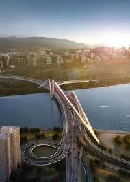 Bridges Modern Green Architecture 1