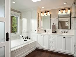 white bathroom cabinets with bronze hardware. image of: oil rubbed bronze knobs on white cabinets bathroom with hardware h