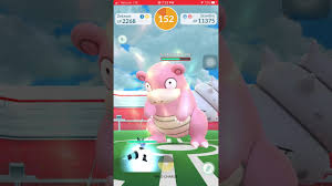 Pokemon Go - Tier 2 Slowbro Raid Solo w/ lv 30 - YouTube