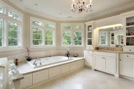 luxury master bathroom designs. White Rooms Are Still The Rage. We Love Mirror Light Coming From Upper Luxury Master Bathroom Designs G