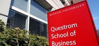 Mba Admissions Q A Questrom School Boston University Topmba Com