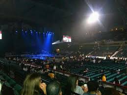 Boardwalk Hall Section 106 Row B Seat 11 Home Of