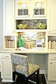Kitchen Desks Ideas Accrodairparapente Simple Kitchen Desk Ideas