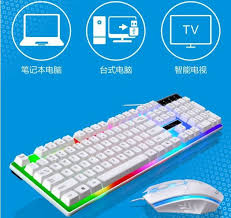 <b>Leopard g21</b> Wired USB Keyboard and Mouse Computer ...