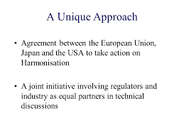 fda public meeting preparation for the ich meetings in tokyo a unique approach agreement between the european union and the usa to take action