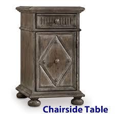 true vintage writing leg desk in whitewashed driftwood finish by hooker furniture hf570410458 vintage hooker furniture desk r25 hooker