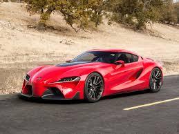 toyota supra ft1 | Toyota FT1