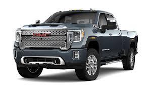 Vehicle Specs 2020 Sierra Denali 2500hd 3500hd Truck
