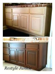 grey gel stain cabinets gel stain cabinets before and after walnut gel stain gray gel stain