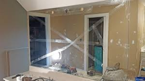 lovely design ideas remove mirror glued to wall home remodel v sanctuary com 12 removing on mirrors from bathroom