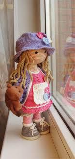 Amigurumi Doll Pattern Interesting Decorating Ideas