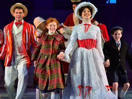 Mary Poppins Musical Costume Design Mary Poppins Holiday Extravaganza Opens At Engeman Theater