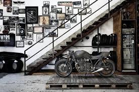 garage interior. Industrial Modern Garage Wall Art \u0026 Decor Interior