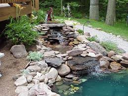 Small Picture 21 Waterfall Ideas to Add Tranquility to Rock Garden Design