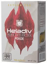 Купить <b>Чай черный Heladiv</b> Pekoe OD, 100 г по низкой цене с ...