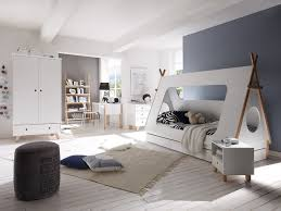 Contemporary Gender Neutral Childrenu0027s Room In Frankfurt With White Walls.