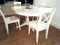 ikea bjursta table round table extending dining table white round dining table luxury white round dining