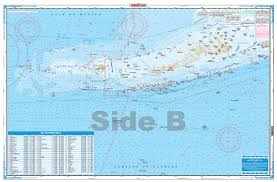 Key Largo Fishing Charts Florida Nautical And Fishing Charts And Maps