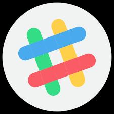 Logo, media, slack, soziale Symbol Kostenlos von Social Media