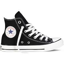 converse sneakers. converse unisex chuck taylor all star hi top shoes, sizes 6.5-13 - premier converse sneakers