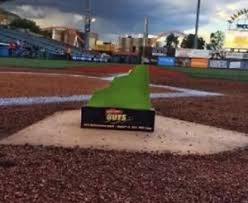 Details About Nickelodeon Replica Aggro Crag Nick Guts Gas Trophy Statue Brooklyn Cyclones Sga
