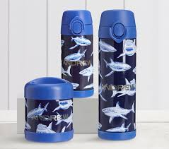 Sharks Interactive Seating Chart Mackenzie Blue Glow In The Dark Sharks Water Bottles