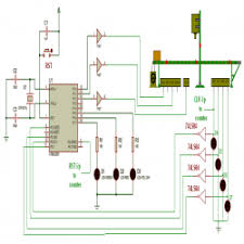 conveyor belt controller engineersgarage circuit diagram of conveyor belt controller