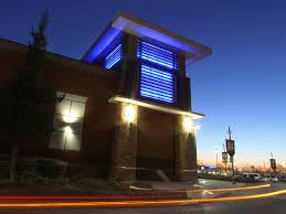 building facade lighting. TheRidgeAtCreekside Building Facade Lighting