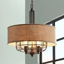 Industrial modern lighting Living Room Tremont 20 Lamps Plus Chandeliers Industrial Modern Farmhouse Lamps Plus