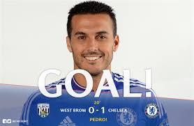 Chelsea Football Club - CHELSEA GOAL! Pedro on his debut! | Facebook