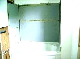 cement board shower best backer for walls thickness bathroom tile behind b