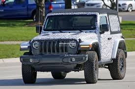 2018 jeep engines. fine jeep 2018 jeep wrangler jl prototype throughout jeep engines e