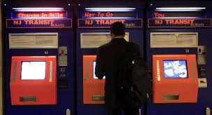 Nj Transit Ticket Vending Machines Mesmerizing NJ Transit Customers' Days Of Getting Dollar Coins Back As Change To