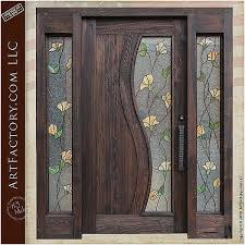 steel entry doors glass best stained glass kitchen cabinet doors luxury od o t4872 fd