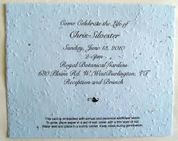memorial service invitation funeral invitation cards riverjordan info