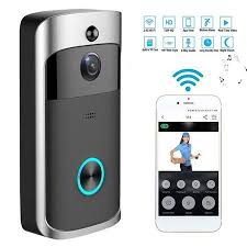 Home <b>Door</b> Ring <b>WiFi</b> Wireless <b>Visual Camera</b>,Night Vision <b>Camera</b> ...