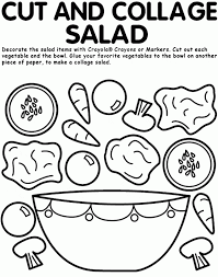 Food coloring pages for adults (based on keywords). 9 Free Printable Nutrition Coloring Pages For Kids Health Beet