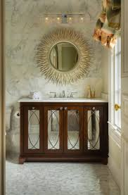 Small Picture crown molding wallpaper with bath sconce bathroom contemporary and