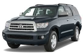 2012 Toyota Sequoia Reviews and Rating | Motor Trend
