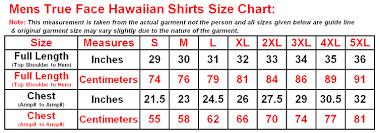 Details About New Mens True Face Hawaiian Short Sleeve Beach Hula Top Loud Fancy Dress Shirt