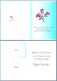 Half Fold Card Template Word Free Greeting Card Template Download Word Publisher