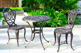 retro aluminum patio furniture. Balcony Leisure Cast Aluminum Table And Chairs Outdoor Patio European Retro Iron Round Furniture M