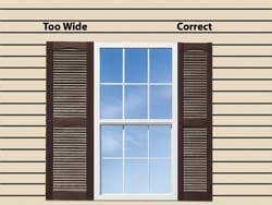 exterior house shutters. STEP 2: Measure The Height Of Your Window. Exterior House Shutters T