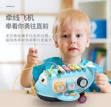 Em Bé Đồ Chơi Cho Bé Trai 1-2-3 Tuổi Trẻ Em Mẫu Giáo Một