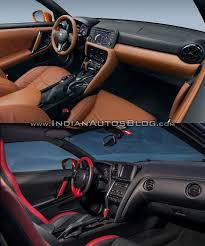 2016 nissan gt r interior. 2017 nissan gtr vs 2015 interior dashboard 2016 gt r