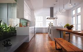 Kitchen Flooring Advice Architects Advice Kitchen Connected To Living Room What Floor
