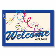 New Employee Welcome Sign Template
