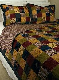 Primitive Americana Quilts – co-nnect.me & ... Primitive Americana Quilts Primitive Bedding Sets Primitive Americana  Patchwork Quilt Set Americana Country Quilts ... Adamdwight.com