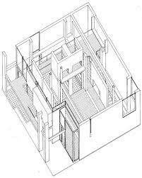 plan oblique drawing google search hand sketches pinterest House Plan Photoshop Brushes eisenman, peter \u003e house i, house design photoshop brushes
