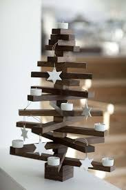 made of wood beautiful original tree idea navidad al norte de copenhague